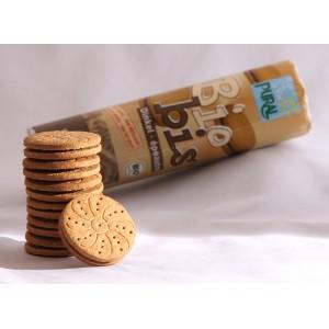 Biscuit Bio bis Choc épeautre