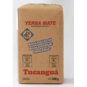 Yerba maté bio 500g Tucangua