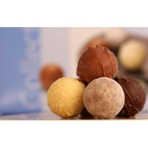Coffret selection 9 truffes biologiques