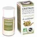 Cristaux d'huiles essentielles Cardamome Florisens