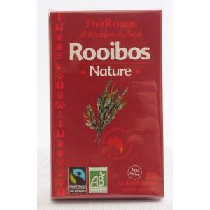 Thé rouge Bio Afrique du Sud : Rooibos